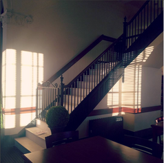 Stair Access to 2nd Floor