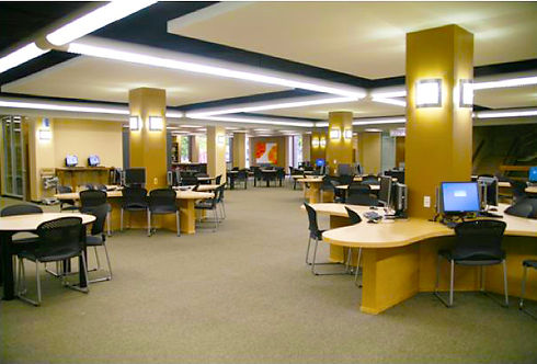 Abilene Christian University Library Pho