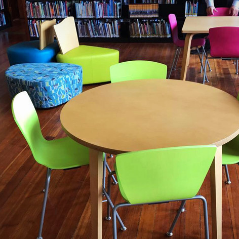 Children's Reading Table and Chairs