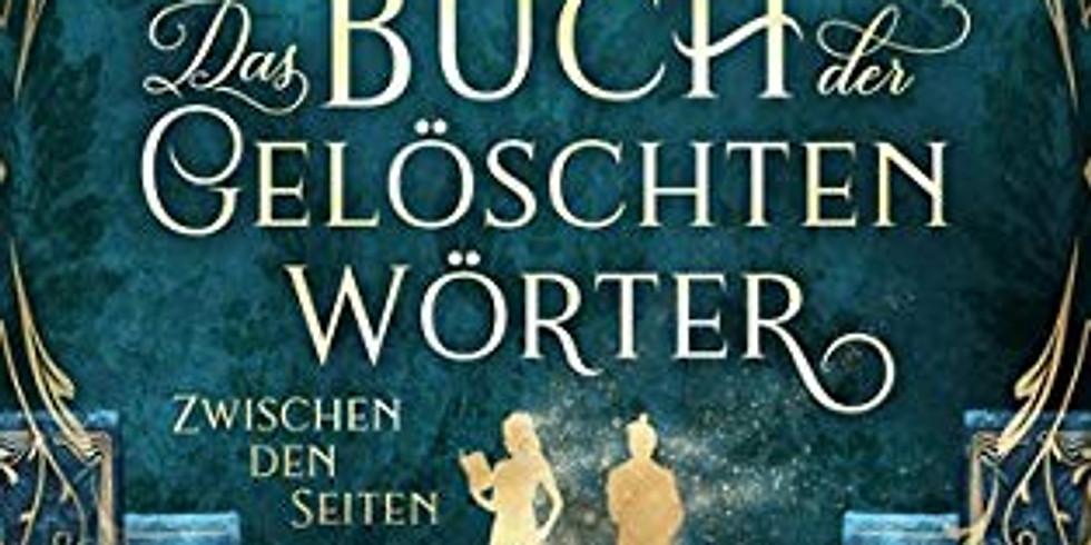 """Erscheinungstermin """"Das Buch der gelöschten Wörter - Zwischen den Seiten"""""""