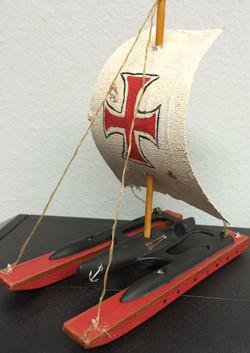 Concept Model Small Boat