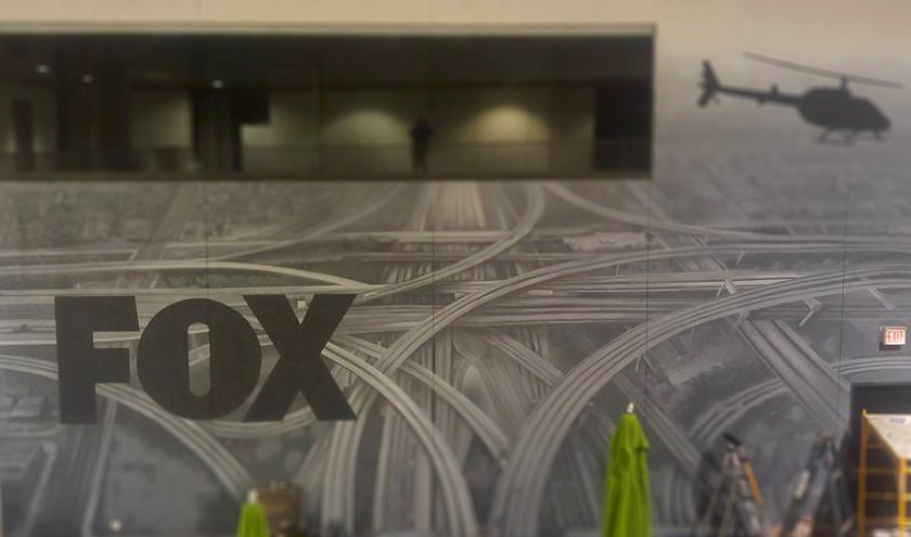 Fox Mural website