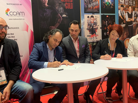 Horror-Action Film 'Best Served Cold' Poised for Singapore-Malaysia Co-Production Status