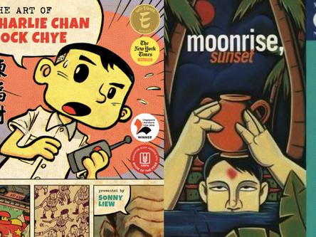 Three Singapore books to be made into TV series