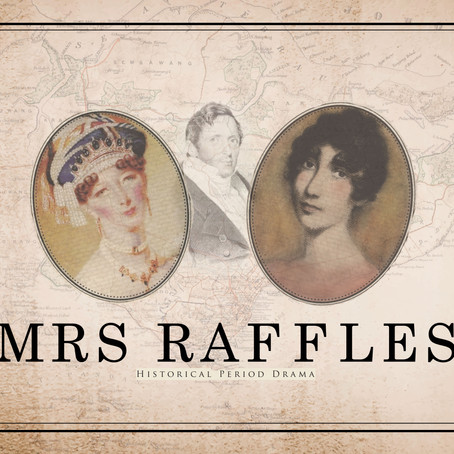Alison Hume to Script Singapore-set Historical Adventure 'Mrs Raffles'