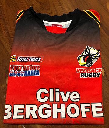 Redbacks Rugby Training Shirt