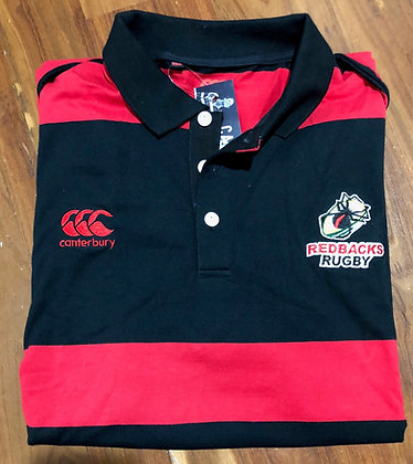 Redbacks Rugby Polo Shirt