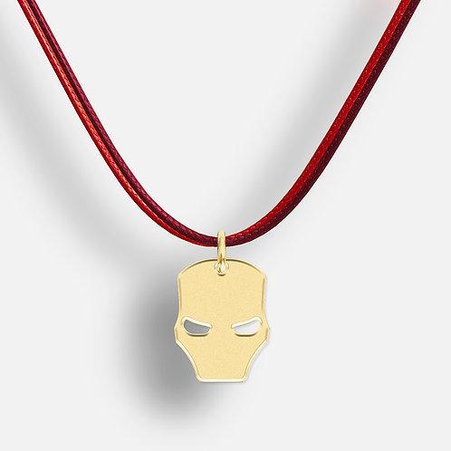 Collar Iron Mask