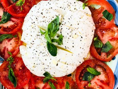 Sarah Schönroggs vegane Mozzarella. Ein Hit!