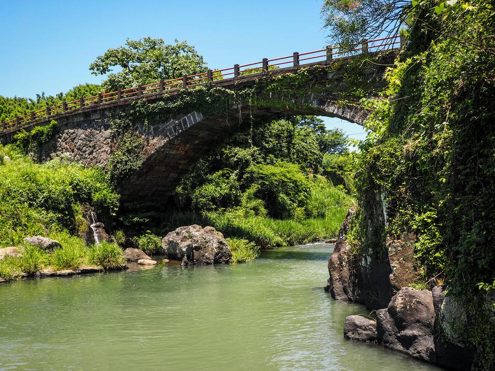 菊池市迫間橋