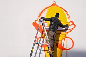 Houston Bowery Wall Celebrates Graffiti with TatsCru and Crash
