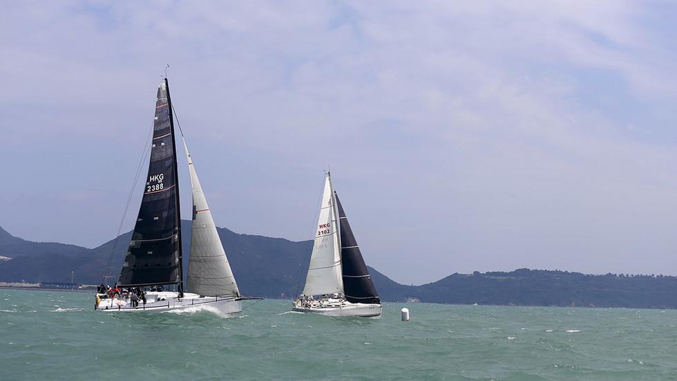 Inaugural St. James's Place China Coastal Race