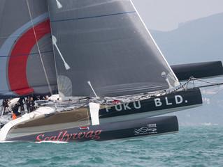 香港至越南帆船賽- 勢將打破賽事紀錄