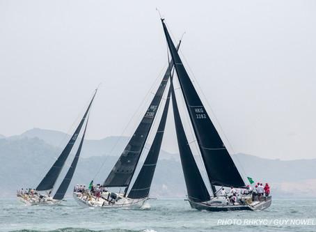勞力士中國海帆船賽-  海外勁旅重臨