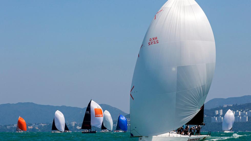 China Coast Regatta Starts 15 October