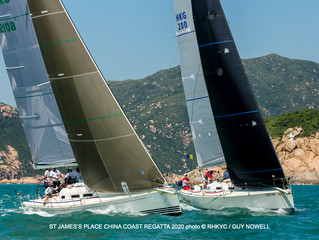 St. James's Place China Coast Regatta 2020 – Day 1 Race Report