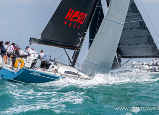 China Coast Race Week  Action Starts 11 October!