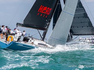 China Coast Race Week  Action Starts 11 October!