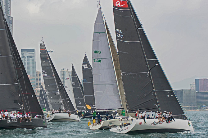 365-day Countdown to Rolex China Sea Race 2021
