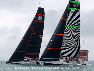 China Coast Regatta Day 1 Race Report