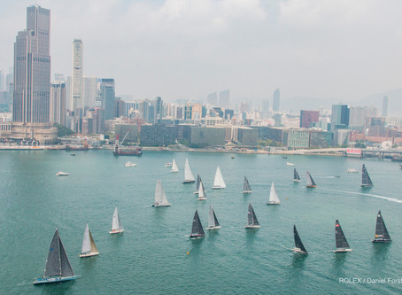 100 days countdown to 30th edition of China Sea Race