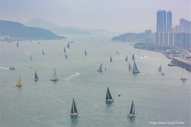 2021年勞力士中國海帆船賽因應新冠病毒疫情取消