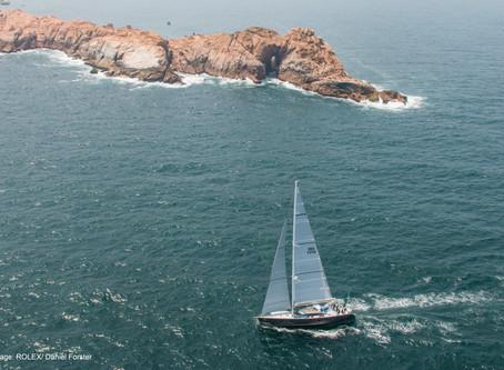 勞力士中國海帆船賽2021一年倒數
