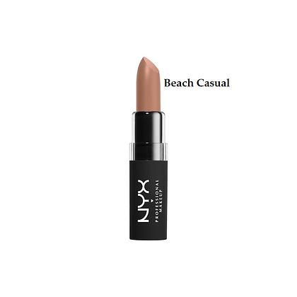 NYX Velvet Matte - Beach Casusal