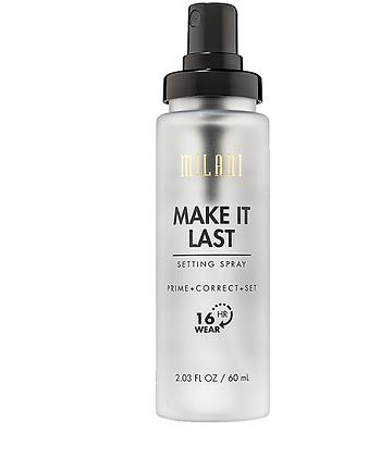 Milani Make It Last Makeup Setting Spray 30ml
