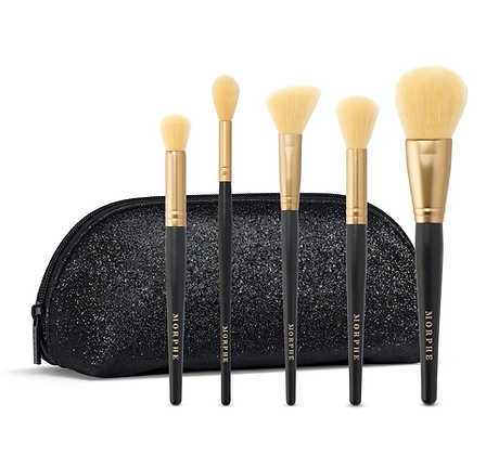 Morphe Complexion Crew 5-Pieces Brush Collection
