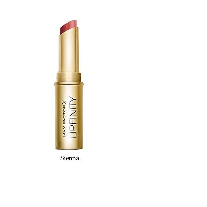 Max Factor Lipfinity Lipstick- Sienna
