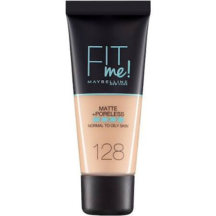 Maybelline Fit Me Matte Poreless Foundation128- warm nude