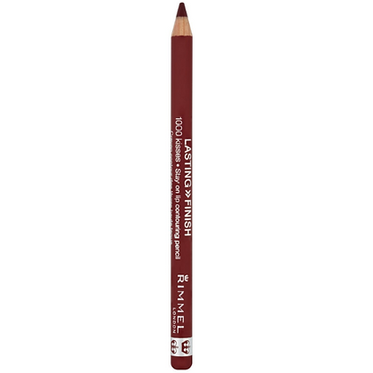 Rimmel Lasting Finish 1000 Kisses Lip Pencil - Wine