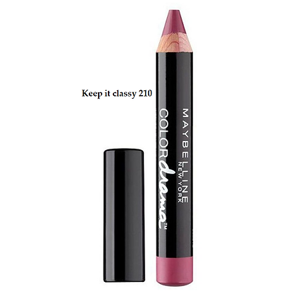Maybelline Color Drama by Color Show Intense Velvet Lip Crayon -Keep it classy