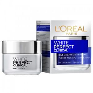 L'Oreal White Perfect Clinical day Treatment (50ml)