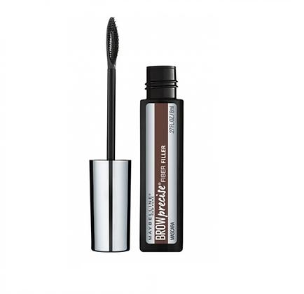 Maybelline Brow Precise Fiber Filler Brow Mascara- Medium Brown