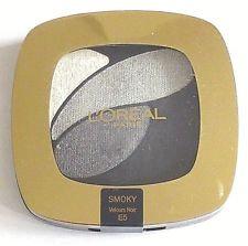 L'Oreal Quad Color Riche Eyeshadow - Smokey E5