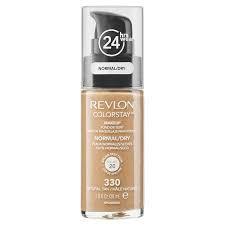 Revlon ColorStay Makeup For Normal/Dry Skin-Natural Tan 330