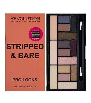 Revolution Pro Looks Palette - Stripped & Bare