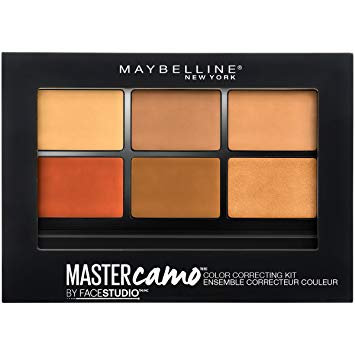Maybelline Master Camo Colour Correcting Concealer Palette