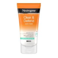 Neutrogena Clear & Defend 2 in 1 Wash Mask - 150ml
