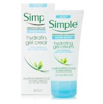 Simple WaterBoost Hydrating Gel Cream -50ml