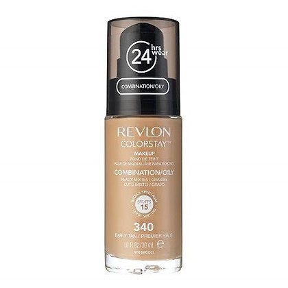 Revlon ColorStay Makeup For Combination/Oily Skin-Earlytan 340