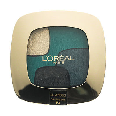 L'Oreal Quad Color Riche Eyeshadow