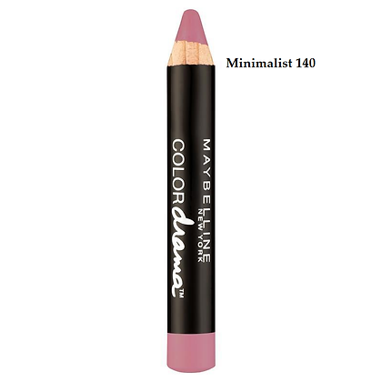 Maybelline Color Drama by Color Show Intense Velvet Lip Crayon -Minimalist