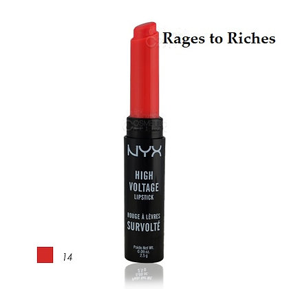 NYX High Voltage Lipstick - Rugs to Riches