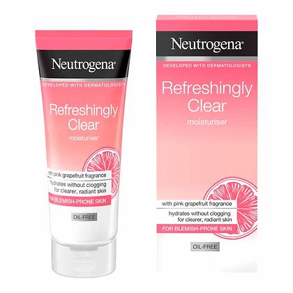 Neutrogena Refreshingly Clear Oil-Free Moisturiser - 50ml