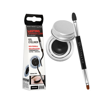 Maybelline Lasting Drama Gel Eyeliner - Black Chrome