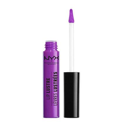 NYX Lip Lustre Glossy Lip Tint -Violet Glass