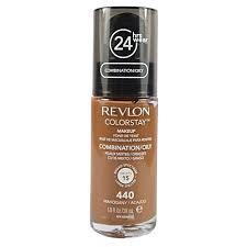 Revlon ColorStay Makeup For Combination/Oily Skin-Mahogany440